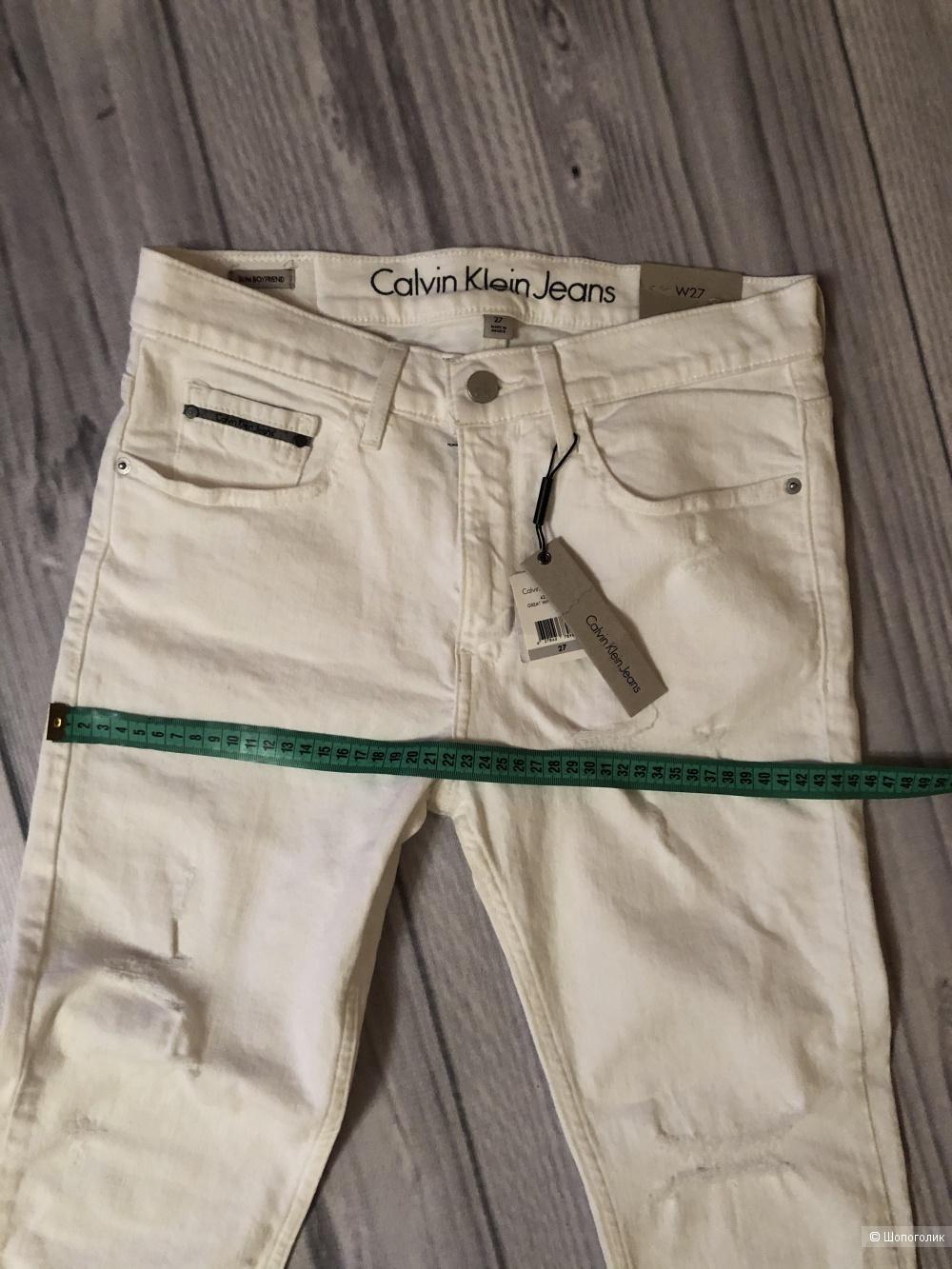 Джинсы Calvin Klein размер 27