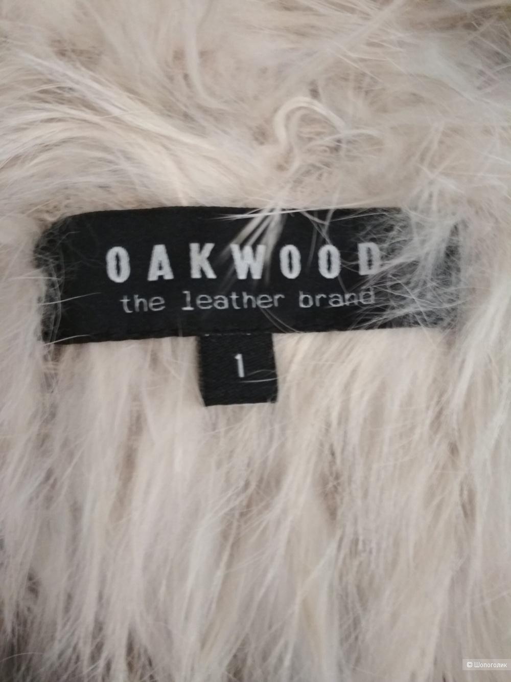Жилет из кролика Oakwood, р. 44-46-48