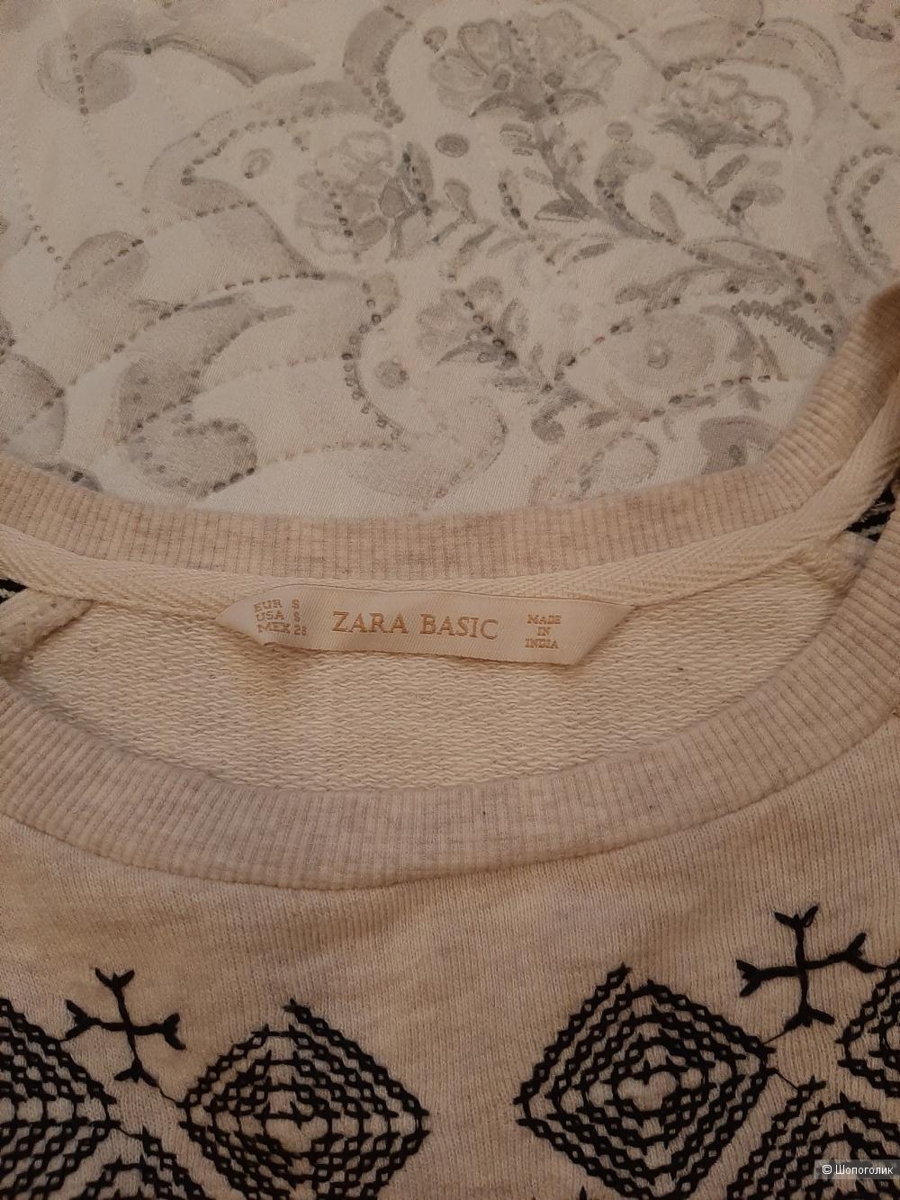 Свитшот Zara размер 42/46