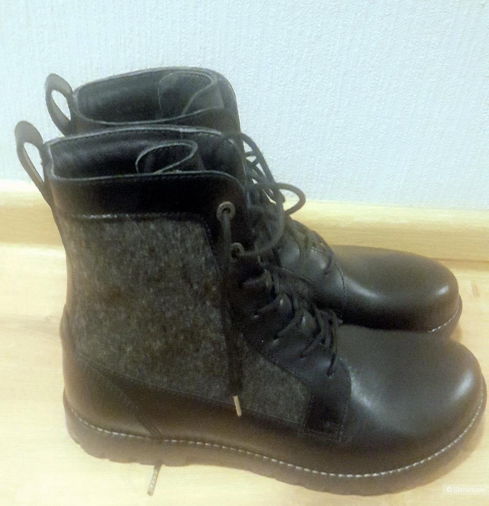 Кожаные ботинки Birkenstock Gilford High 38 размер