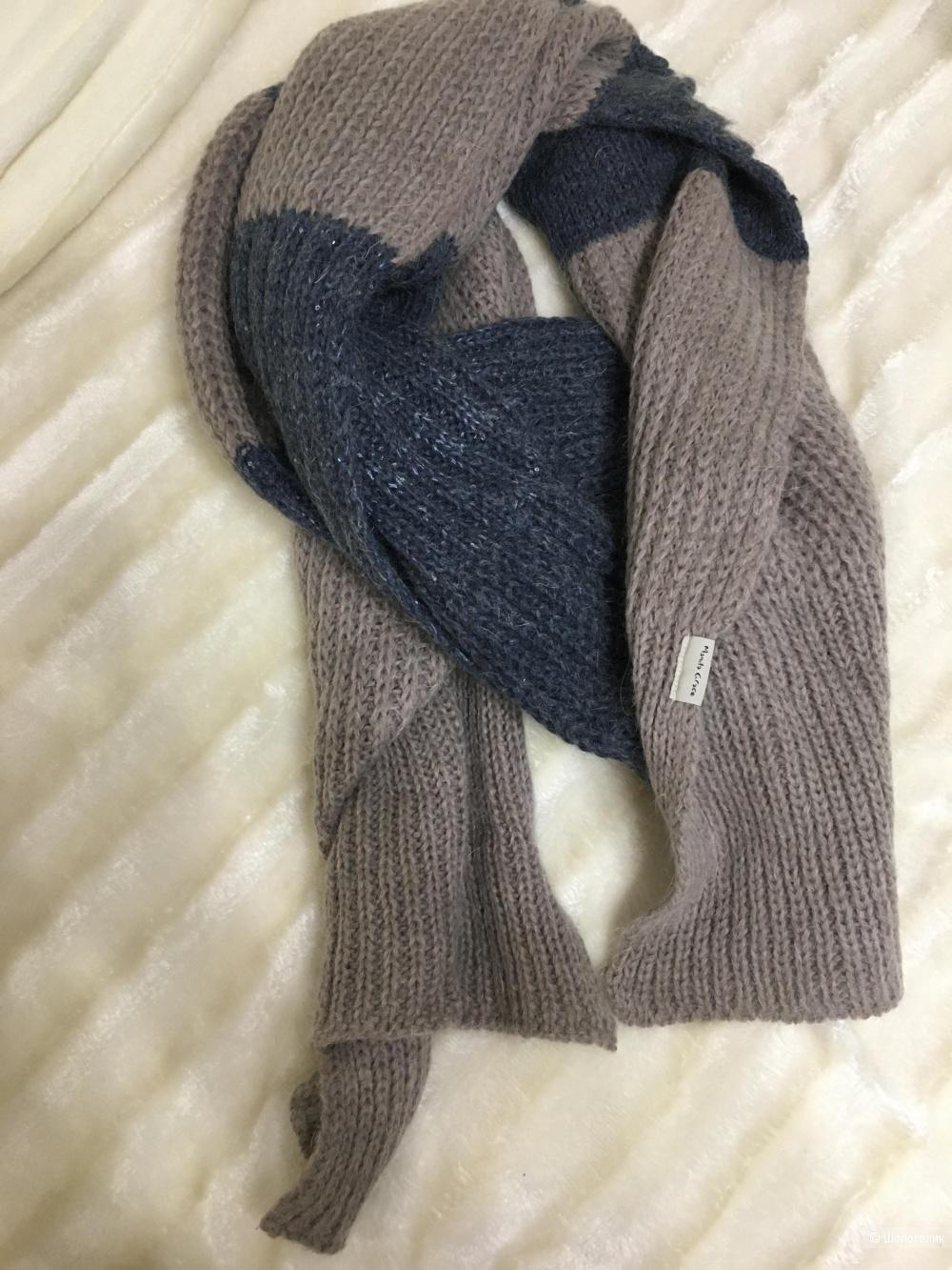 Объёмный шарф Manila Grace, 220 на 50