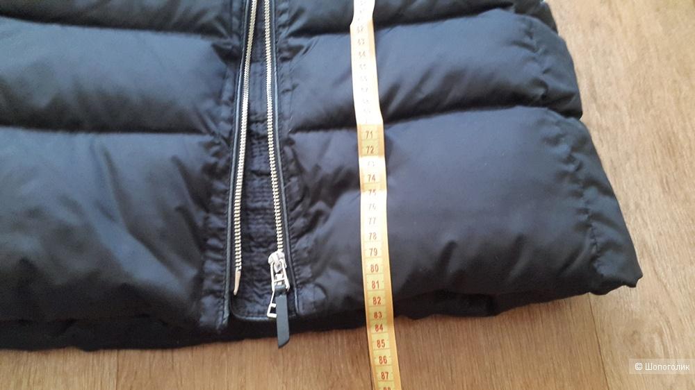 Пуховик Massimo Dutti размер S