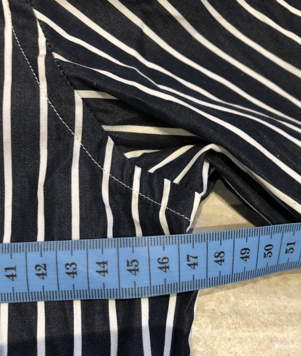 Полосатая рубашка  от Ralph Lauren Sport размер M ( на 46)