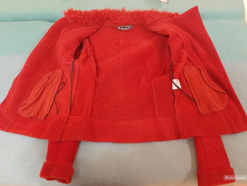 Куртка-дубленка Via Corsi размер 42 IT