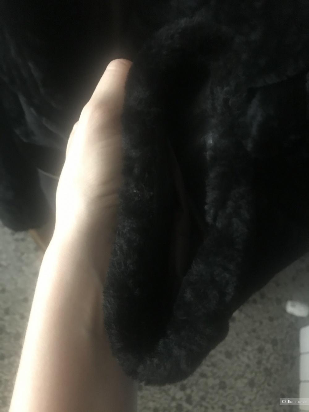 Шуба из стриженного мутона Алеф размер 40-44