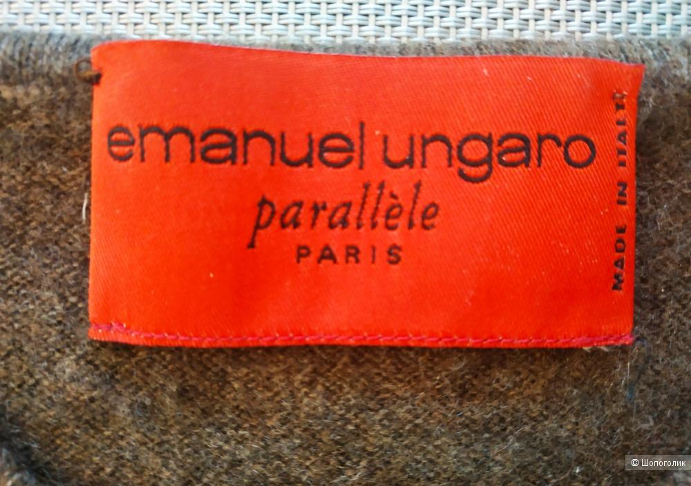 Джемпер Emanuel Ungaro размер М