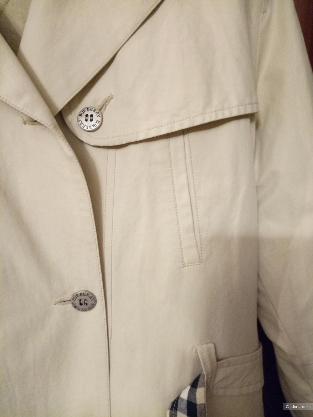 Куртка BURBERRY, размер 44 рос