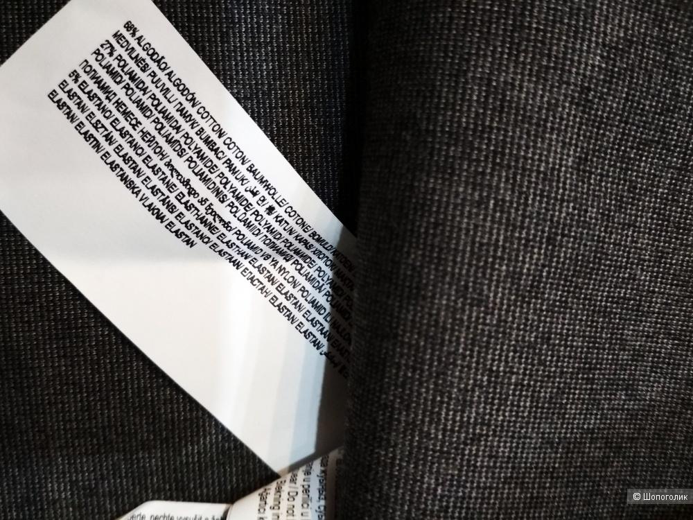 Сет юбка и блузка zippy размер 7 лет+подтяжки piazza Italia