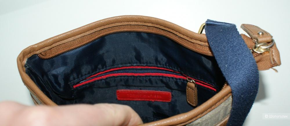 Кроссбоди сумка через плечо Tommy Hilfiger