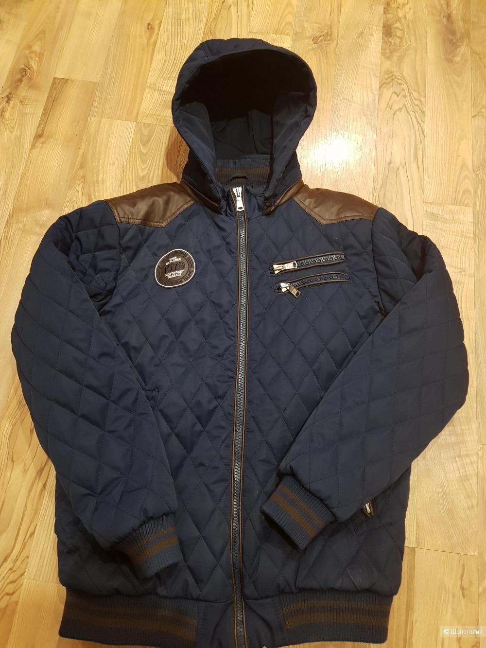 Мужская куртка Нью Йоркер размер XL