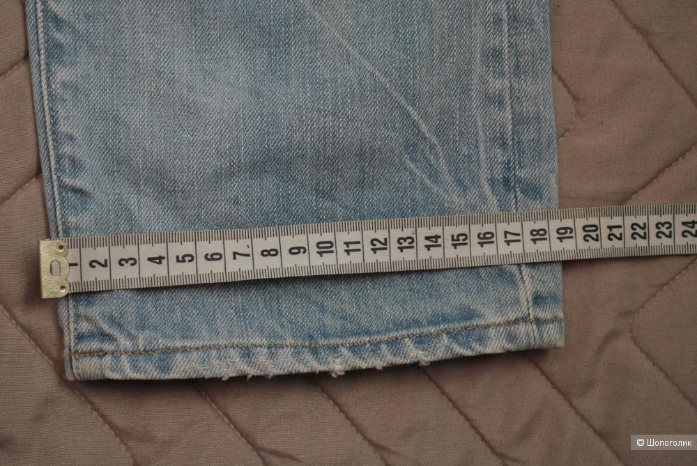 Джинсы Replay Regular Slim размер 31/34