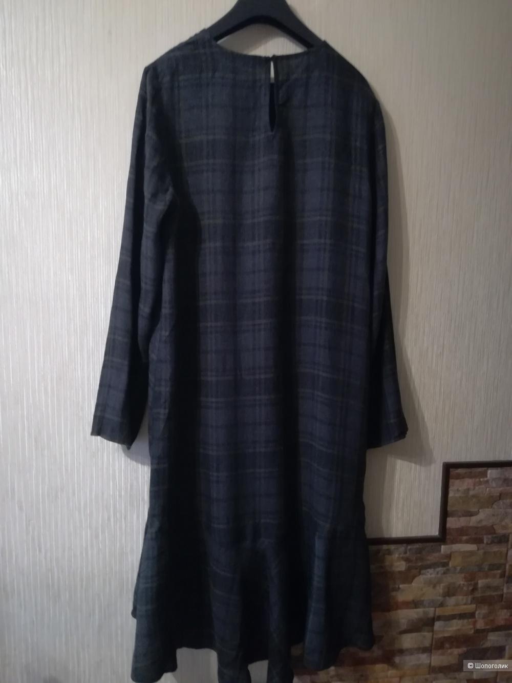 Платье Zara, размер Оверсайз