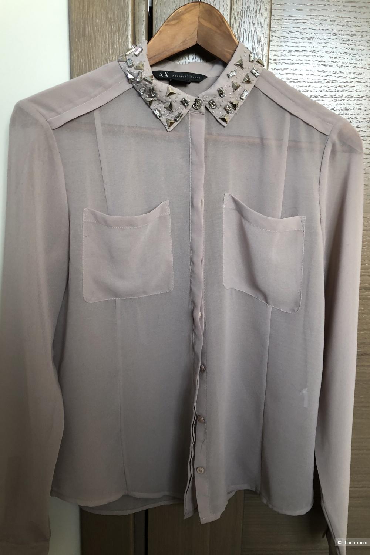 Рубашка Armani Exchange размер S ( 42-44)