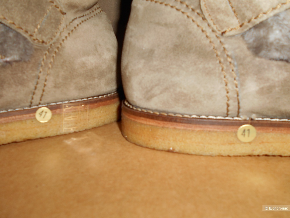 Зимние ботинки Alexander Hotto 41 размер