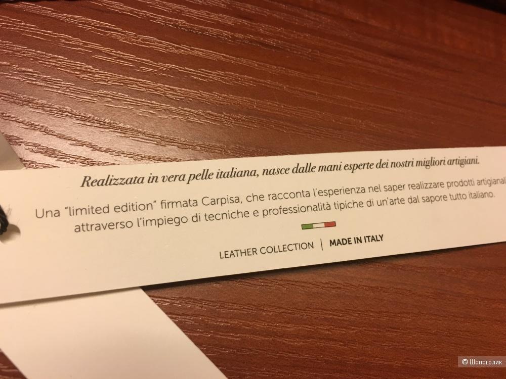 Сумка кожа Италия