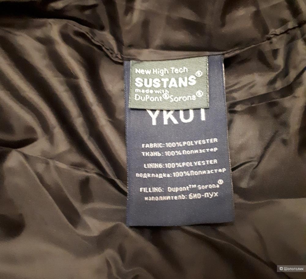 Пуховик YKUT, размер 52