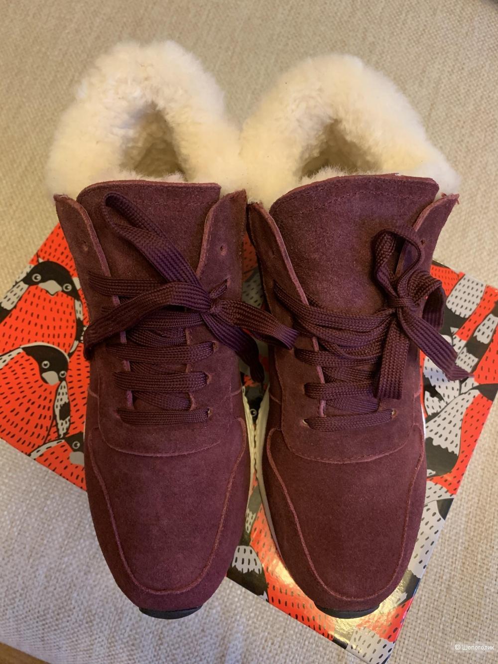 Зимние кроссовки Tervolina, 38 размер