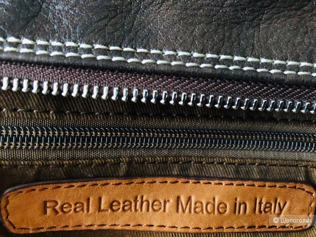 Сумочка Real Leather Made in  Italy