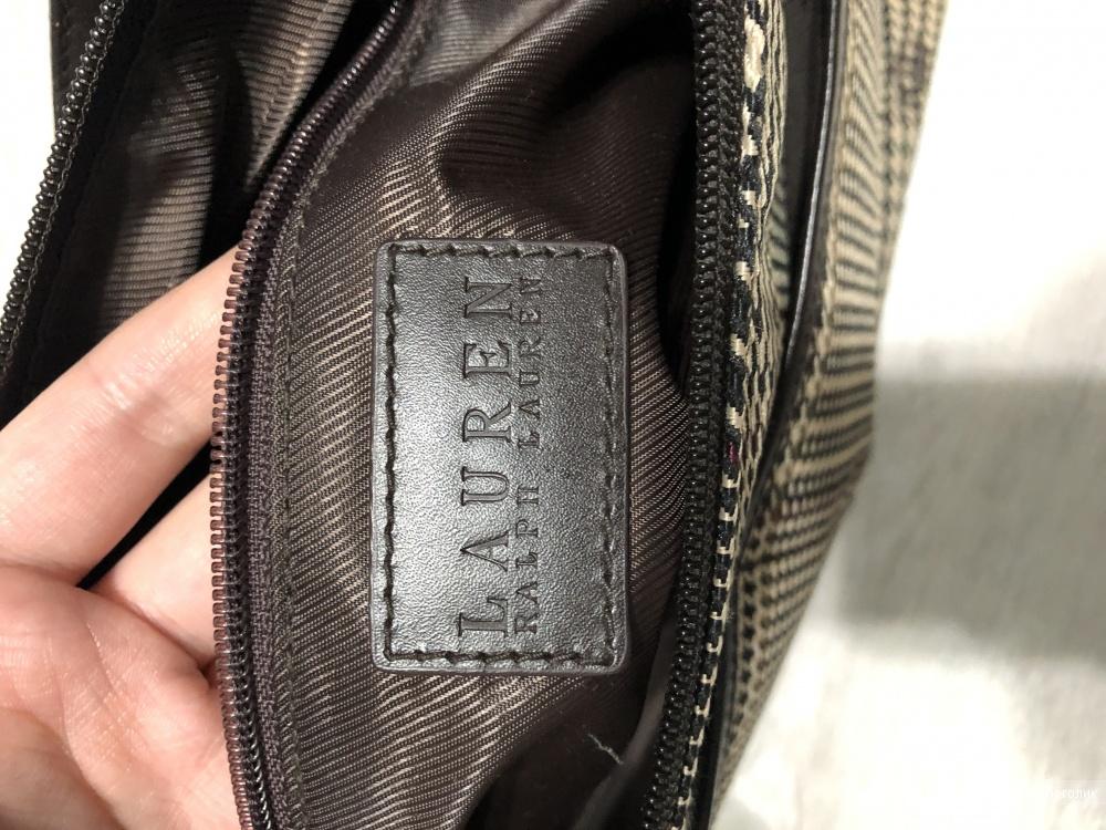 Сумка Ralph Lauren размер 24 на 33