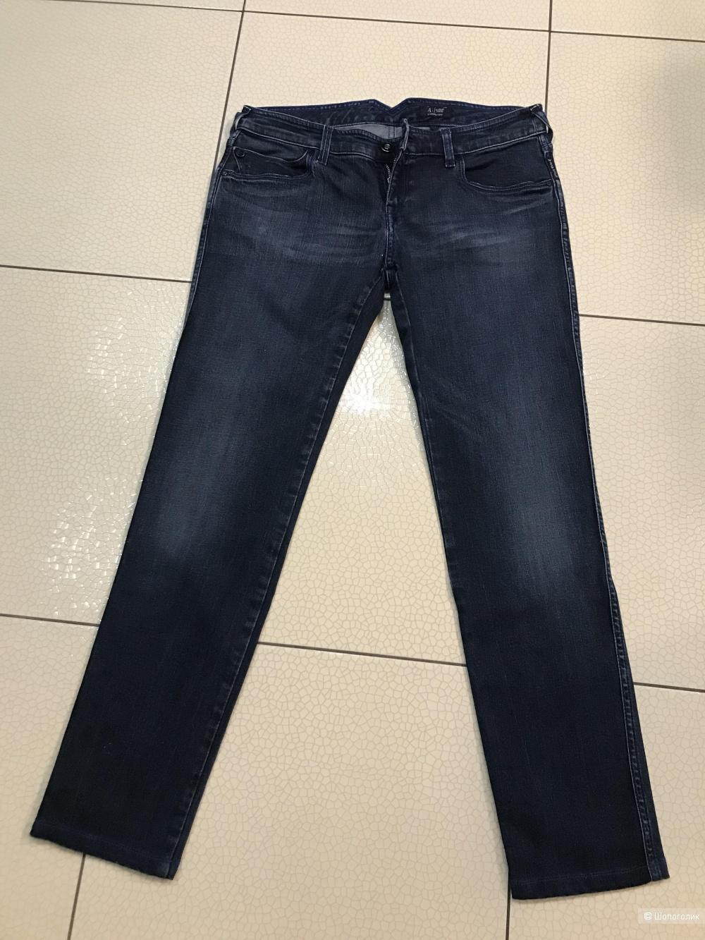 Джинсы Armani Jeans р 31 диз
