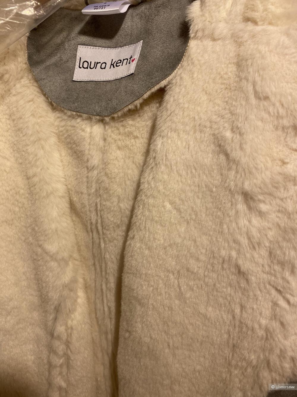 Дубленка размер 44 Laura Scott