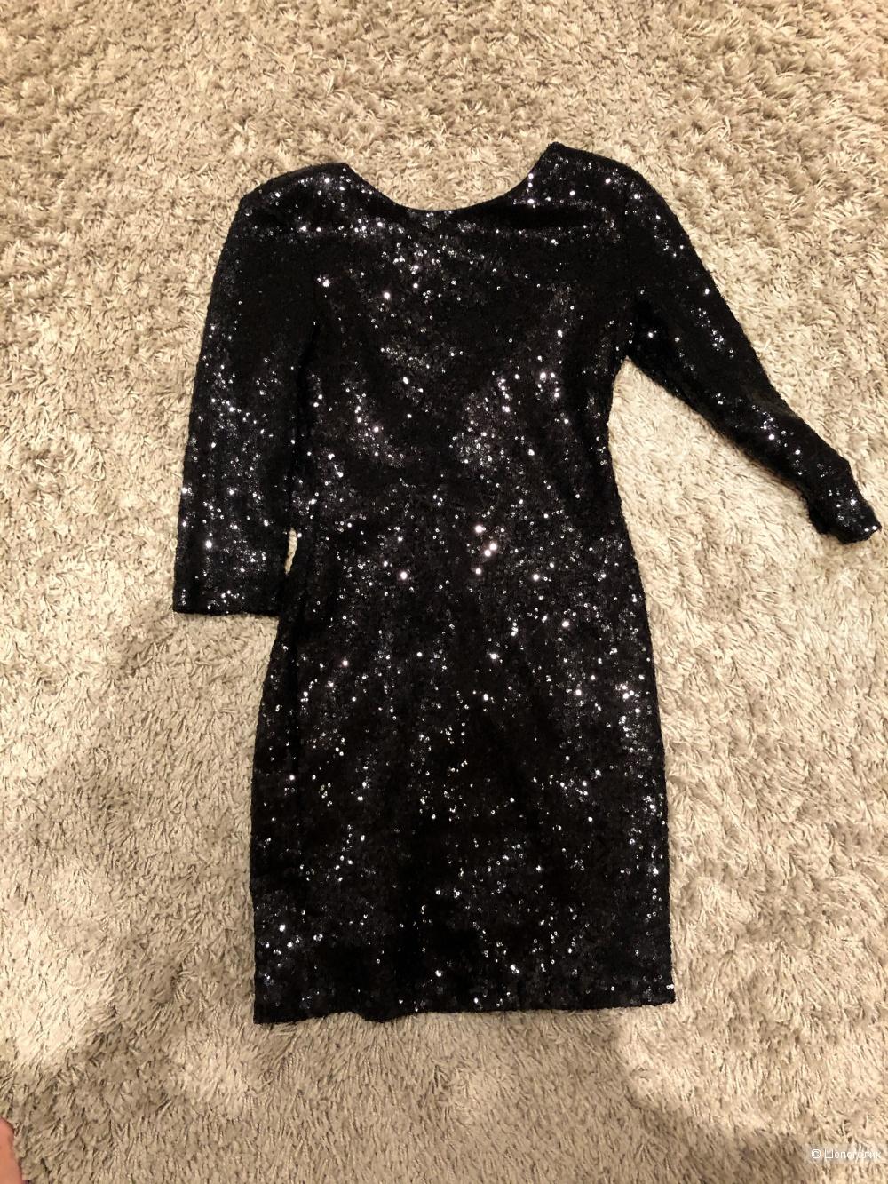 Платье bershka размер s-m