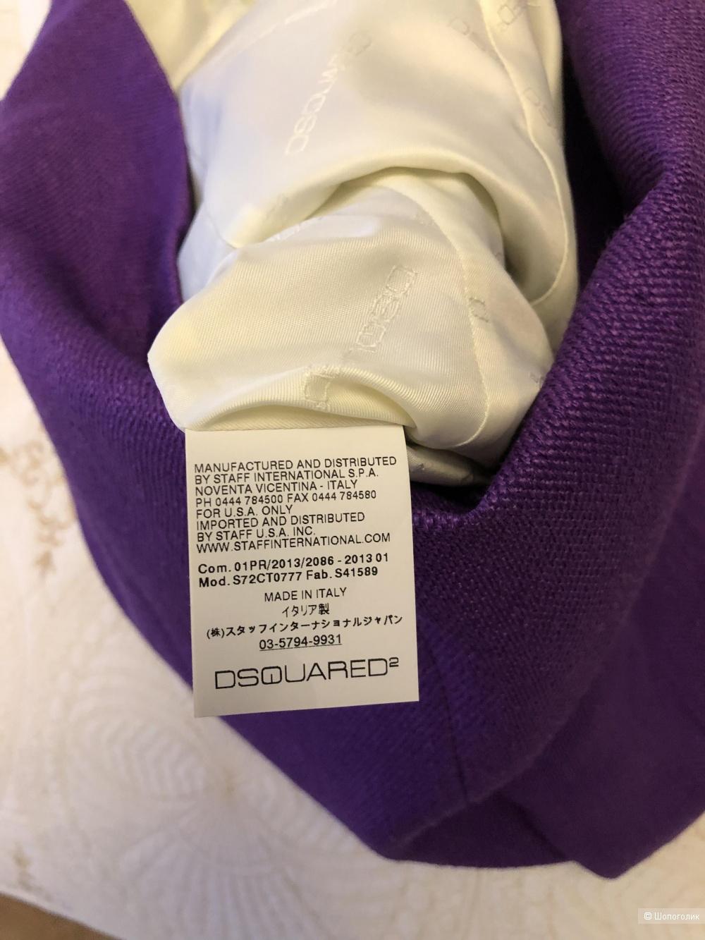 Платье DSQUARED2 44 It