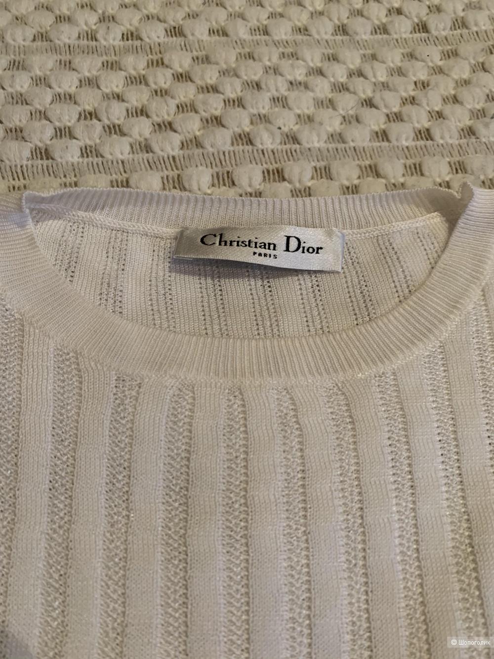 Кофточка Dior, размер I 40 (42-44)