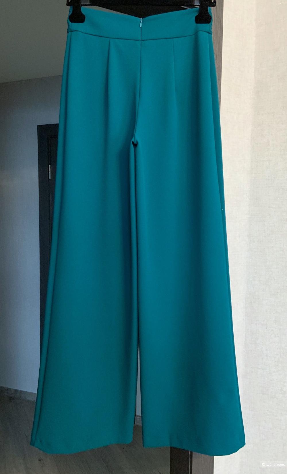 Брюки-палаццо Rinascimento, 44 размер
