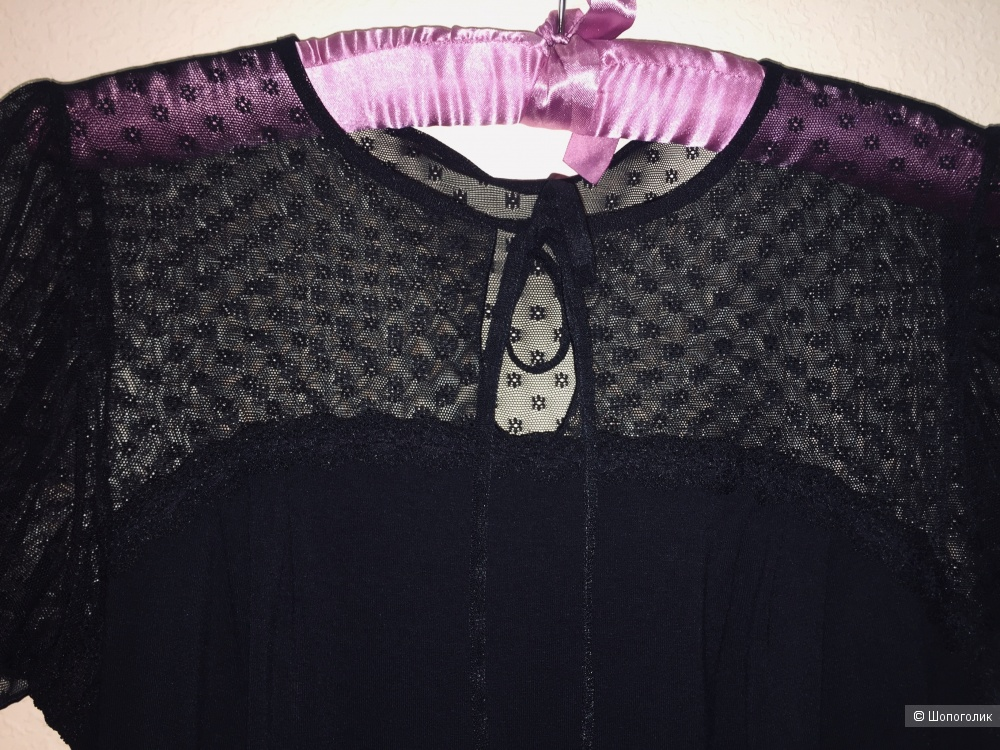Moremio / Блузка- боди размер 48 L