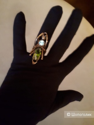 Кольцо ноу нейм (18)