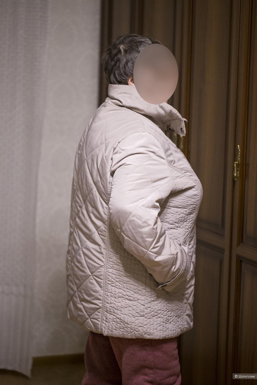 Куртка женская стеганая - Ulla Popken, 52-54 рр.