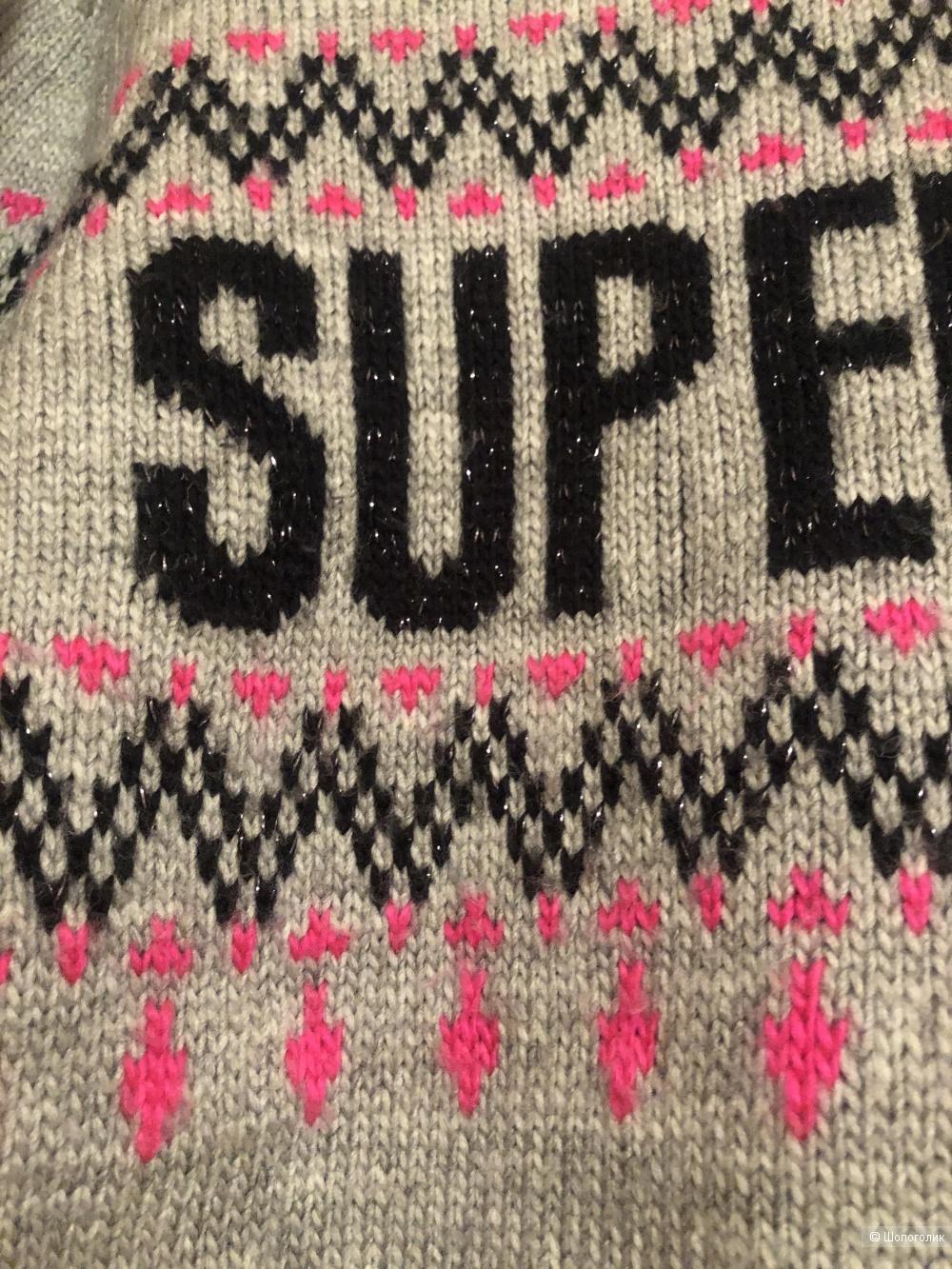 Джемпер SuperDry размер 46