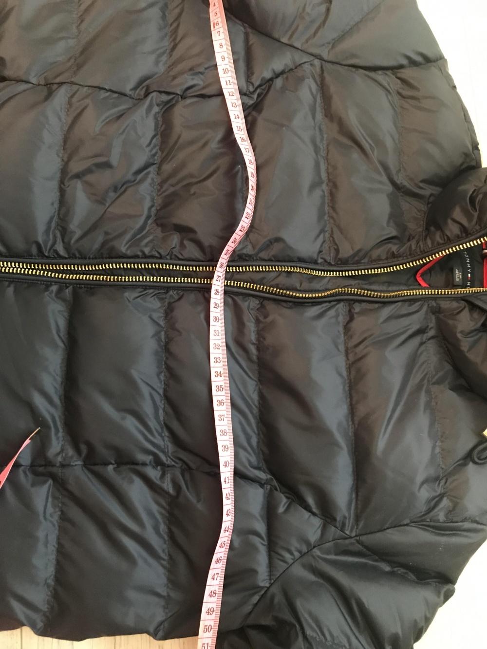 Куртка Tommy Hilfiger женская , размер s на 44 темно синяя