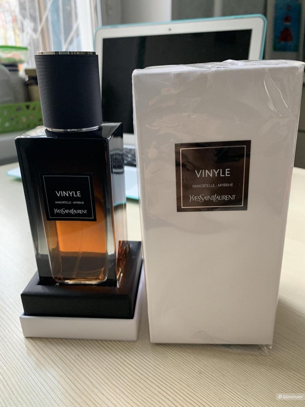 Парфюмерная вода Yves Saint Laurent  Vinyle 125 мл