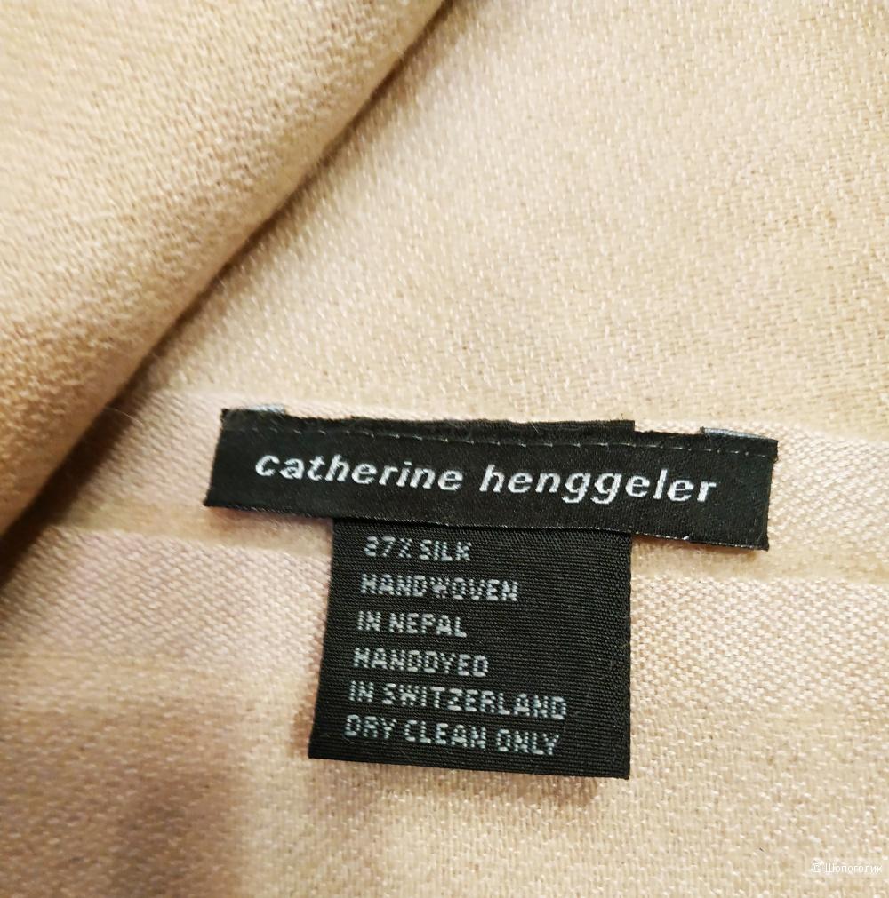 Палантин Catherine Henggeler размер one size