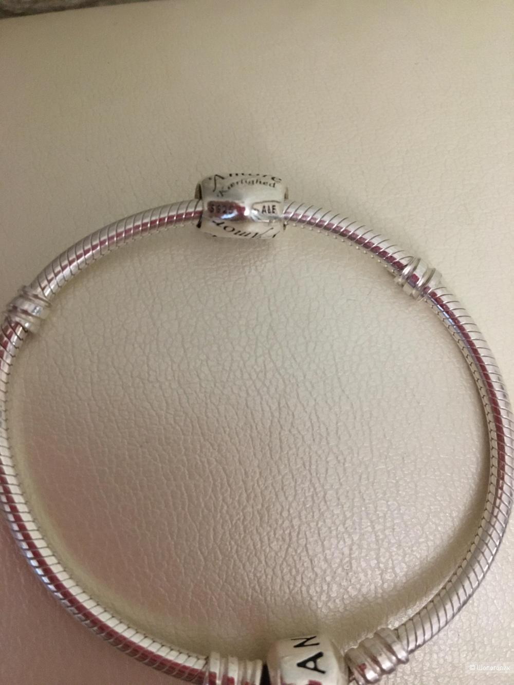 Браслет Pandora, размер 17 см