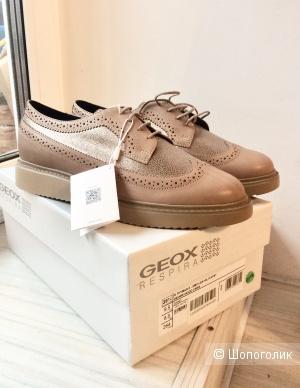 Ботинки Geox р.39,5