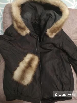 Куртка-парка  48-52
