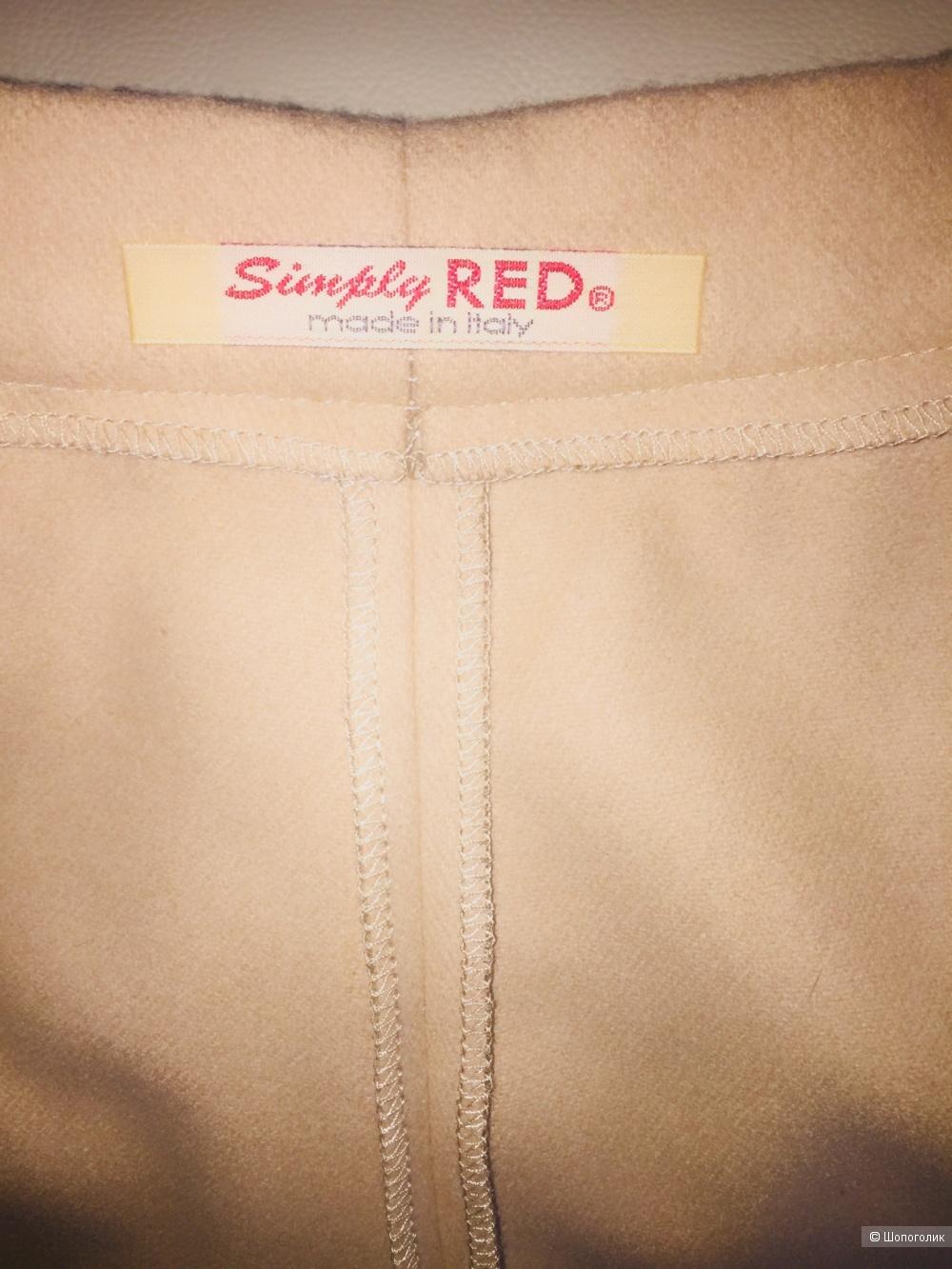 Брюки брендSimpli red размер 50-52 XL-XXL