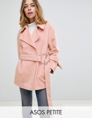 Пальто asos petite 46 размер