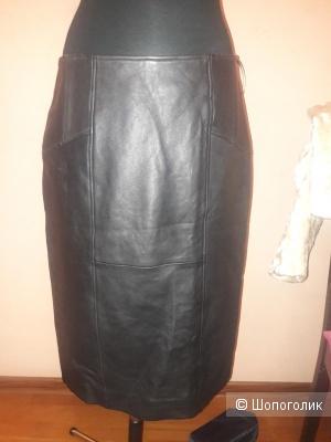 Кожаная юбка Oasis 16 Uk размера