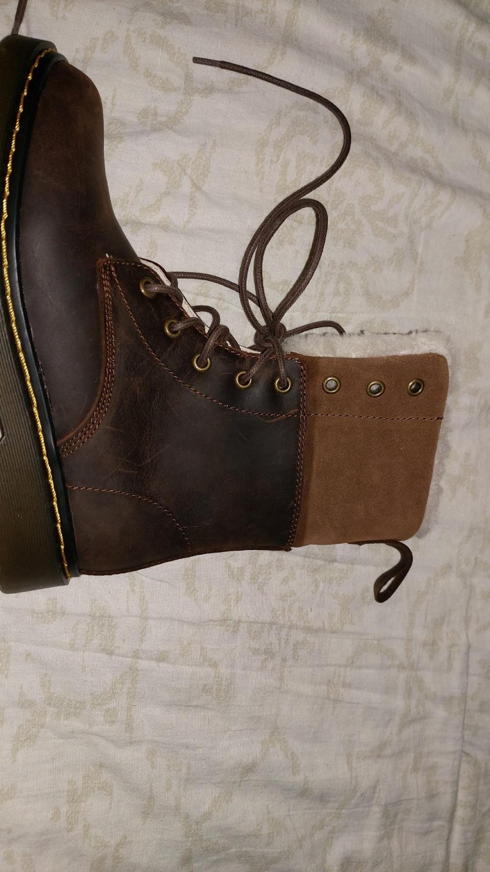 Ботинки Dr. Martens, размер 38