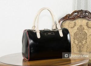 Сумка-саквояж женская, DKNY, medium.