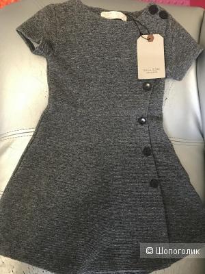 Платье для девочки Zara рост 110 5 лет