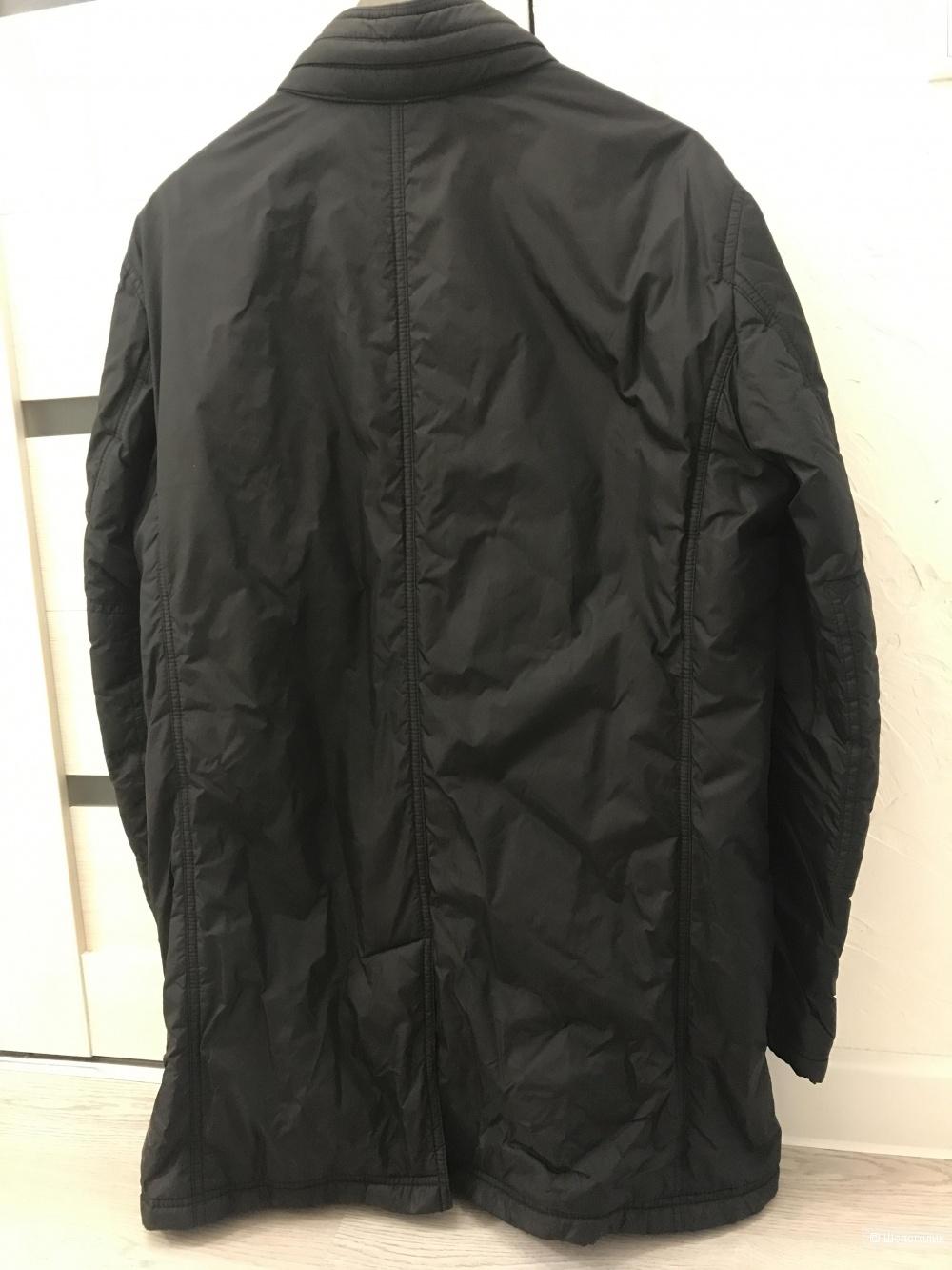 Куртка  мужская демисезонная удлиненная, SPESH, 52