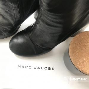 Ботильоны Marc Jacobs, размер 40 (мягкая кожа)