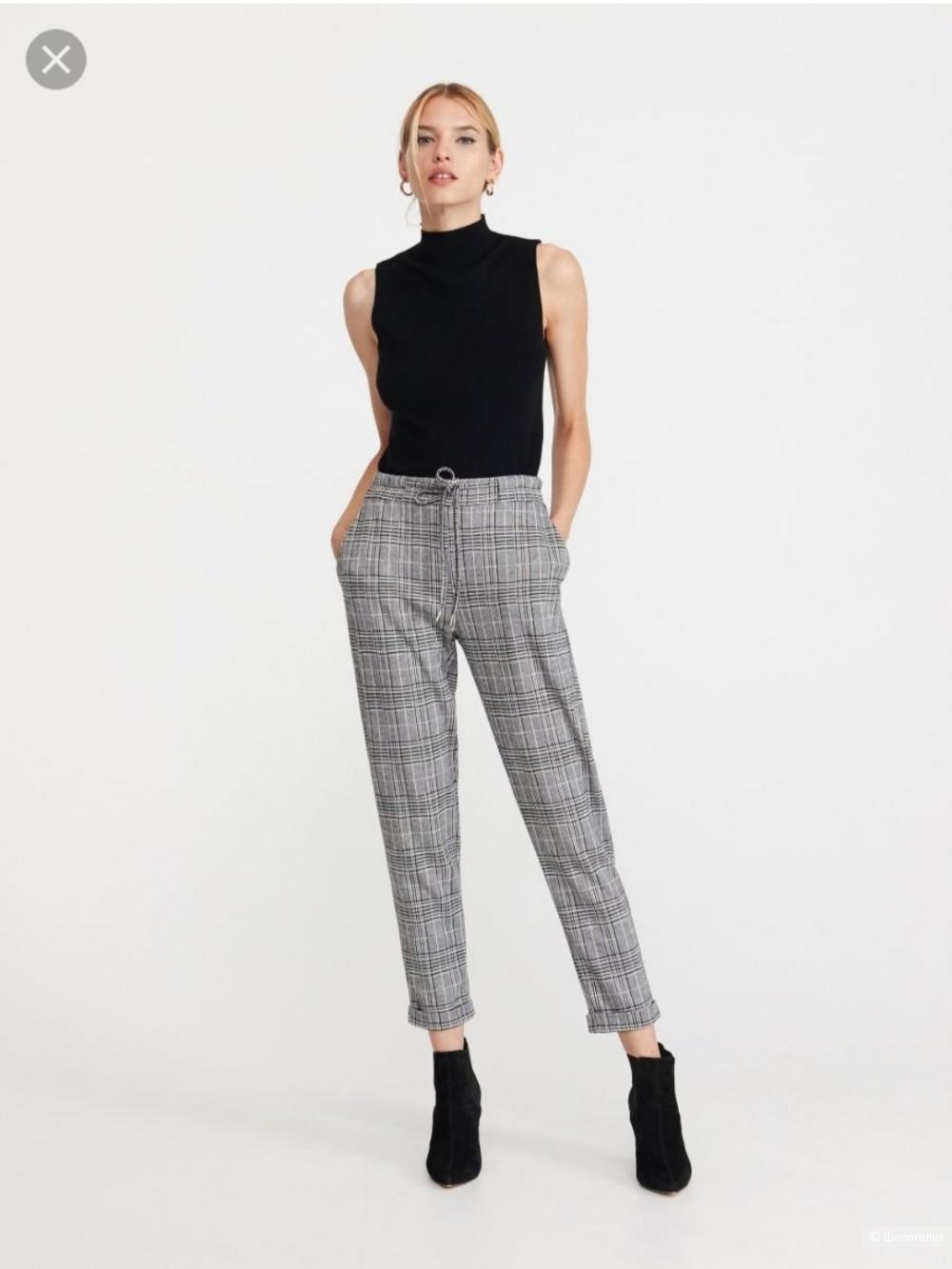 Трикотажные брюки/леггинсы марки Only, размер XL (маломерят сильно)