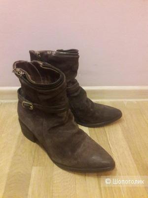 Кожаные ботинки A.s. 98 40 размера