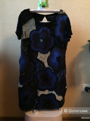 Вечернее платье, FRENCH CONNECTION, размер 44 RUS, 10 UK